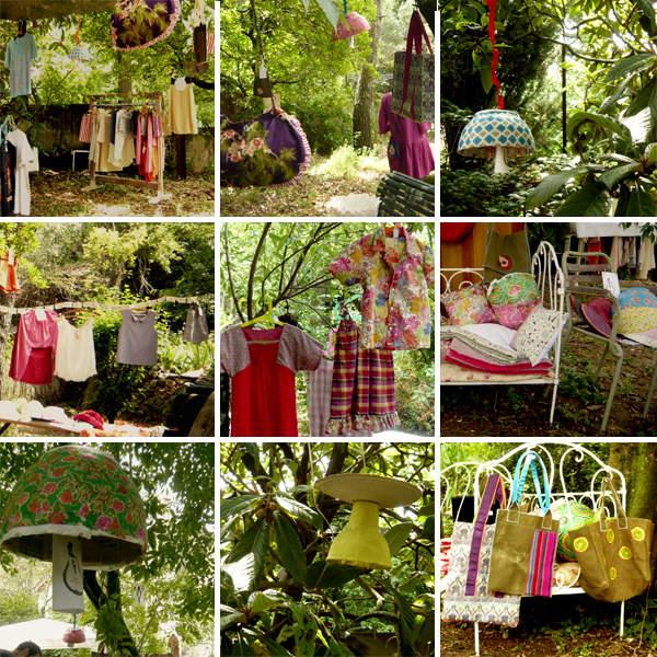 Suite du jardin des curiosit s myriam bala devidal - Decoration du jardin ...